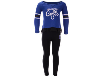 Indianapolis Colts Outerstuff NFL Toddler Mini Formation Set