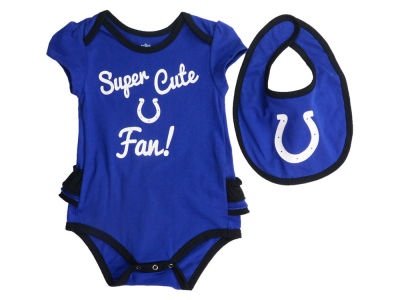 Outerstuff NFL Infant Girls Trifecta Bib Set