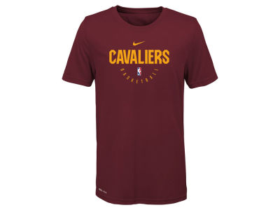 Cleveland Cavaliers Nike 2018 NBA Youth Elite Practice T-Shirt