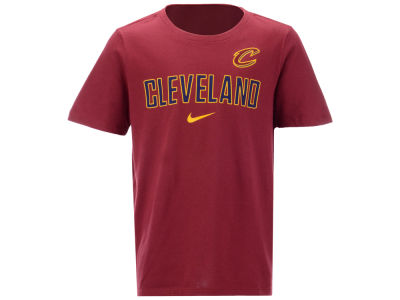 Cleveland Cavaliers Nike NBA Youth Facility T-Shirt
