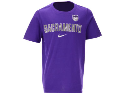 Sacramento Kings Nike NBA Youth Facility T-Shirt
