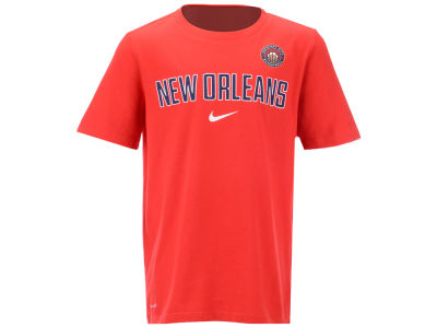 New Orleans Pelicans Nike NBA Youth Facility T-Shirt