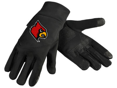 Louisville Cardinals Forever Collectibles High End Neoprene Texting Gloves