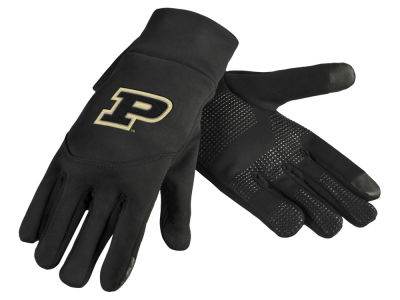 Purdue Boilermakers Forever Collectibles High End Neoprene Texting Gloves