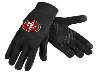 San Francisco 49ers Forever Collectibles High End Neoprene Texting Gloves