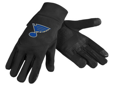 St. Louis Blues Forever Collectibles High End Neoprene Texting Gloves