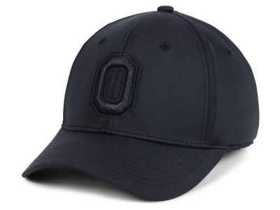 Ohio State Buckeyes Top of the World NCAA Blackout Flex Cap
