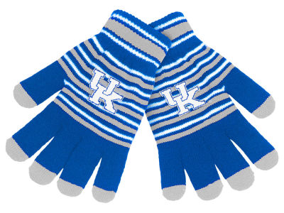 Kentucky Wildcats Forever Collectibles Acrylic Stripe Knit Glove