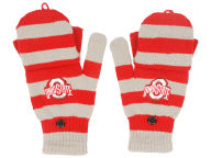 Forever Collectibles Knit Flip Top Gloves Apparel & Accessories