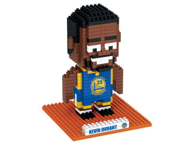 Golden State Warriors Kevin Durant BRXLZ 3D Player Puzzle