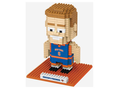New York Knicks Kristaps Porzingis BRXLZ 3D Player Puzzle
