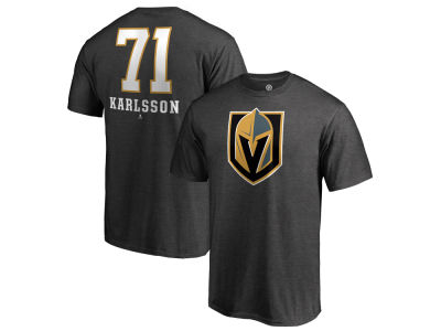 Vegas Golden Knights William Karlsson Majestic NHL Men's Underdog Player T-Shirt