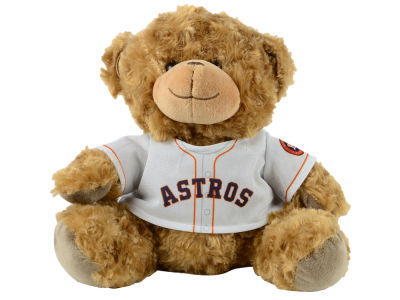 "Houston Astros Forever Collectibles 10"" Jersey Bear"