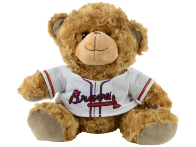 "Atlanta Braves Forever Collectibles 10"" Jersey Bear"