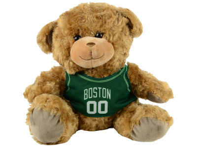 "Boston Celtics Forever Collectibles 10"" Jersey Bear"