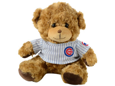 "Chicago Cubs Forever Collectibles 10"" Jersey Bear"