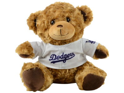 "Los Angeles Dodgers Forever Collectibles 10"" Jersey Bear"