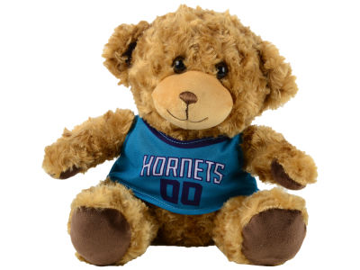 "Charlotte Hornets Forever Collectibles 10"" Jersey Bear"