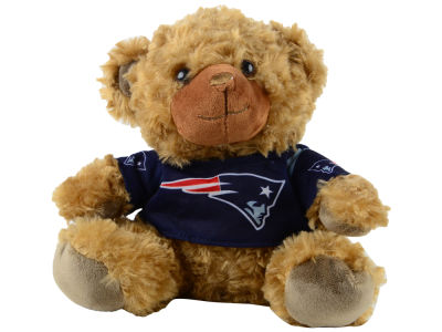 "New England Patriots Forever Collectibles 10"" Jersey Bear"