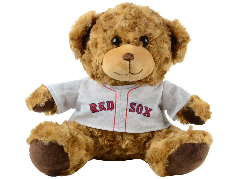 Boston Red Sox Forever Collectibles 10 Jersey Bear Lids Com