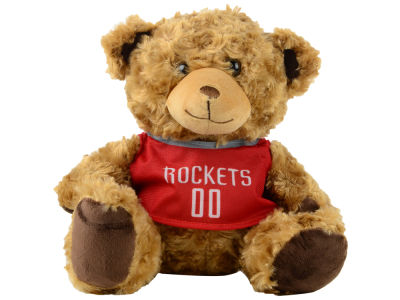 "Houston Rockets Forever Collectibles 10"" Jersey Bear"