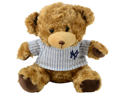"New York Yankees Forever Collectibles 10"" Jersey Bear"