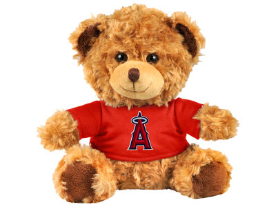 "Los Angeles Angels Forever Collectibles 10"" Shirt Bear"