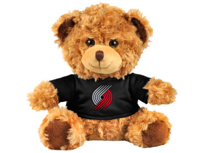 "Portland Trail Blazers Forever Collectibles 10"" Shirt Bear"