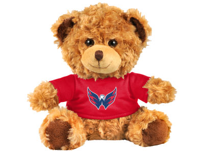 "Washington Capitals Forever Collectibles 10"" Shirt Bear"