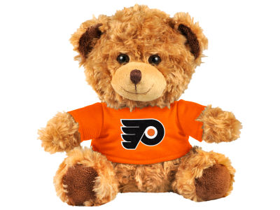"Philadelphia Flyers Forever Collectibles 10"" Shirt Bear"