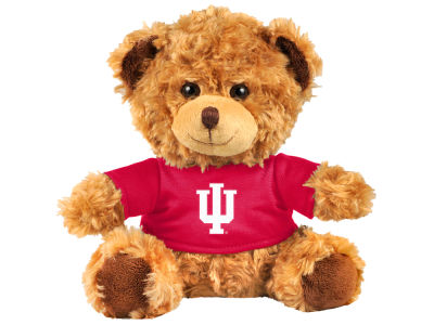 "Indiana Hoosiers Forever Collectibles 10"" Shirt Bear"
