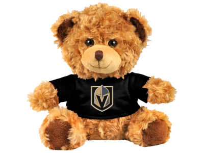 "Vegas Golden Knights Forever Collectibles 10"" Shirt Bear"