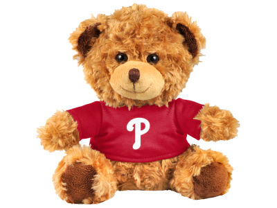 "Philadelphia Phillies Forever Collectibles 10"" Shirt Bear"