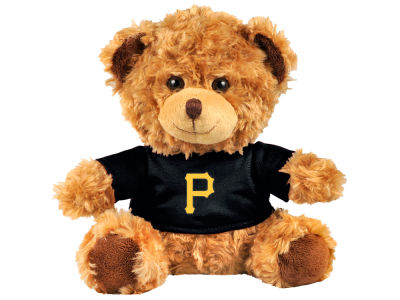 "Pittsburgh Pirates Forever Collectibles 10"" Shirt Bear"