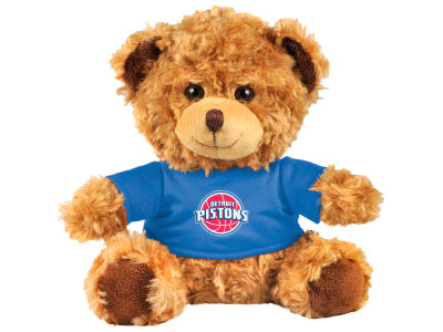 "Detroit Pistons Forever Collectibles 10"" Shirt Bear"