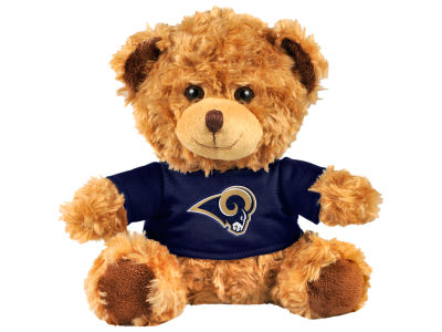 "Los Angeles Rams Forever Collectibles 10"" Shirt Bear"