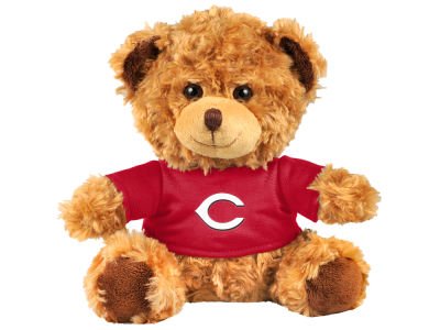 "Cincinnati Reds Forever Collectibles 10"" Shirt Bear"
