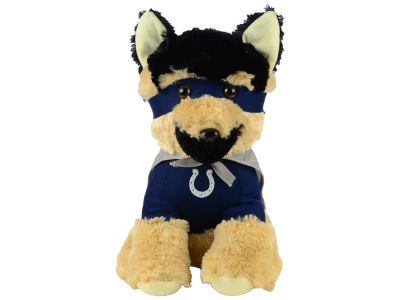 "Indianapolis Colts Forever Collectibles 14"" Super Hero Dog"