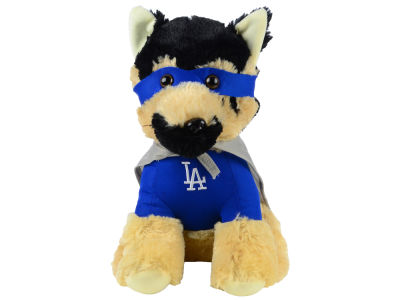"Los Angeles Dodgers Forever Collectibles 14"" Super Hero Dog"