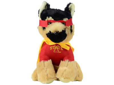 "Iowa State Cyclones Forever Collectibles 14"" Super Hero Dog"