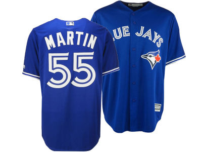 Toronto Blue Jays Russell Martin Majestic MLB Men's Player Replica Cool Base Jersey