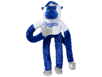 "Los Angeles Dodgers Forever Collectibles 27"" Jersey Monkey"