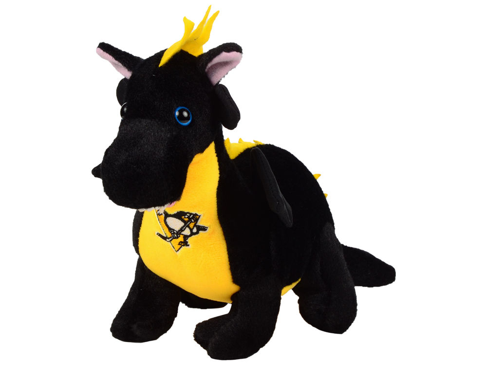 Pittsburgh Penguins Forever Collectibles Plush Dragon Lids Com