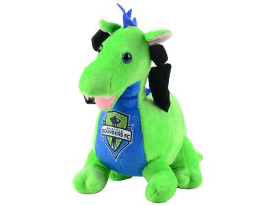 Seattle Sounders FC Forever Collectibles Plush Dragon