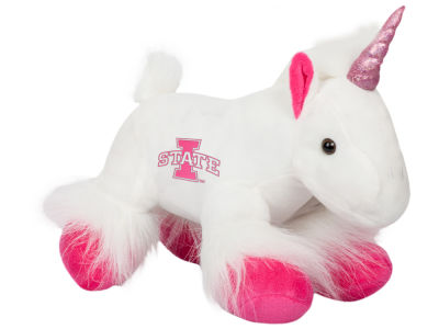 Iowa State Cyclones Forever Collectibles Plush Unicorn