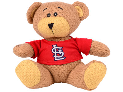 St. Louis Cardinals Forever Collectibles Crochet Bear