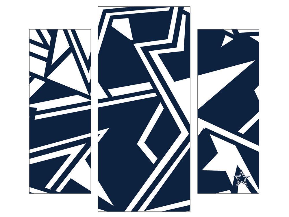 Dallas Cowboys Imperial 3D Wall Art | lids.com