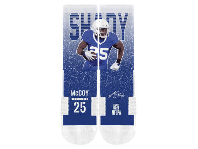 LeSean McCoy Strideline NFL Action Crew Socks