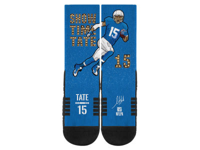 Golden Tate Strideline NFL Action Crew Socks