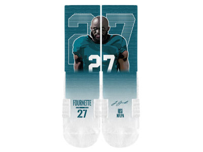 Leonard Fournette Strideline NFL Action Crew Socks